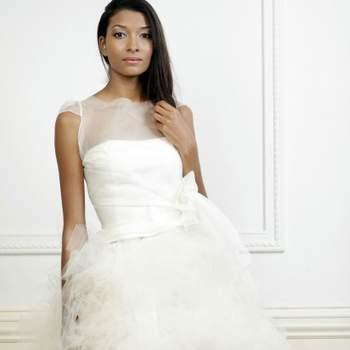 Robes de mariée Gwanni : féminines, créatives et modernes