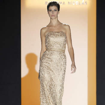 Colecção de vestidos de cerimónia desenhada por Gema Nicolás para Cabotine 2013
