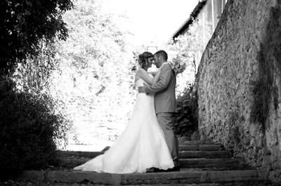Jean-Pierre + Vanessa : Leur joli mariage et le baptême de leur fils dans la même journée !