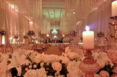 Los 4 mejores decoradores para matrimonios en Barranquilla