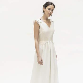 40 vestidos de novia pensados para las chicas con mucho busto: ¡Luce tu figura!