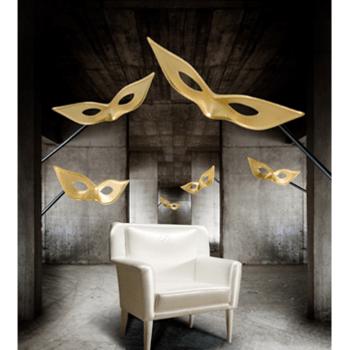 """A marca portuguesa de design de mobiliário Munna venceu um dos Prémios Internacionais de Design e Arquitetura 2012. A poltrona """"Becomes Me"""", desenhada por Mónica Santos, é, oficialmente, a cadeira com o melhor design do mundo."""