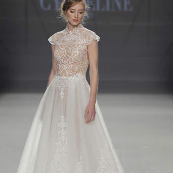 Cymbeline. Credits: Barcelona Bridal Fashion Week.