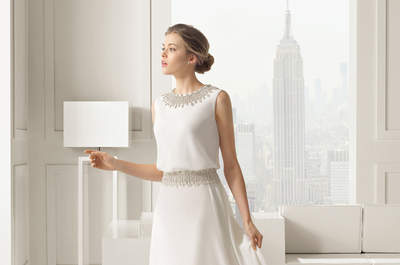 Les 50 plus belles robes de mariée pour l'été 2015 ! Choisissez la vôtre !