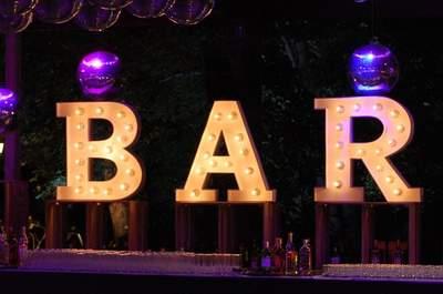 Ideas originales para barras de bebidas, ¡te sorprenderán los resultados!
