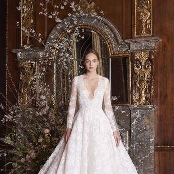 Créditos: Majesti, Monique Lhuillier
