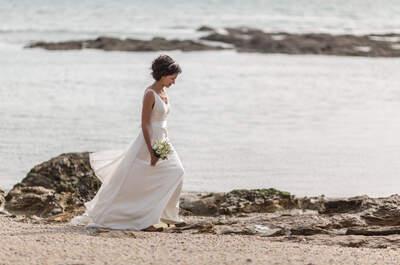Un mariage sur la plage : une inspiration romantique et nature !