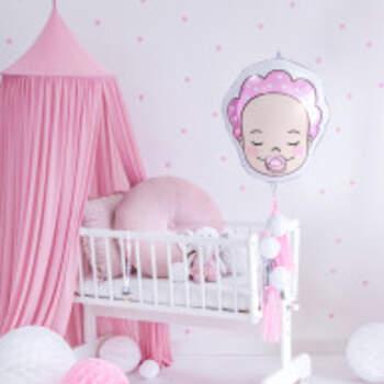 Ballon Baby Girl - The Wedding Shop !