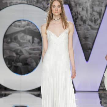 Vestidos de noiva com decote em V: requintados modelos que destacam o seu lado mais sensual