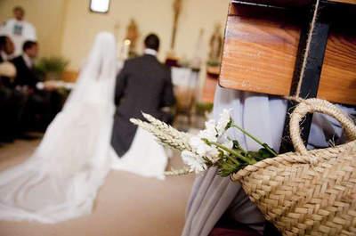 Decoración floral para bodas y ramos de novia originales