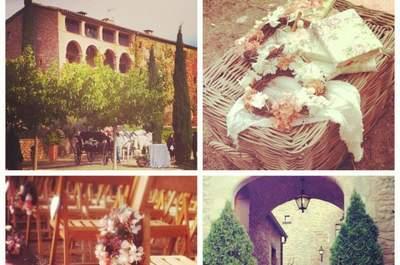 Las 8 mejores masías para bodas en el Vallès