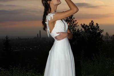 Vestidos de boda para novias que reflejan pasión y compromiso por el diseño nacional