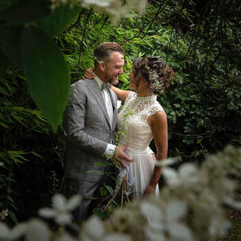 De Real Wedding van Karen & William met Bohemian thema! | Foto: WilmavanHoeselFotografie