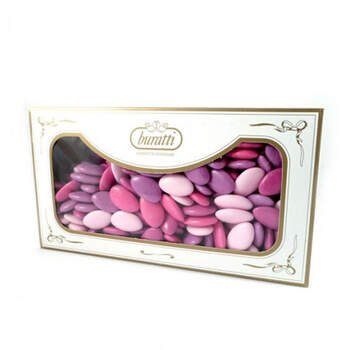 Almendras Buratti Chocolate Primavera- Compra en The Wedding Shop