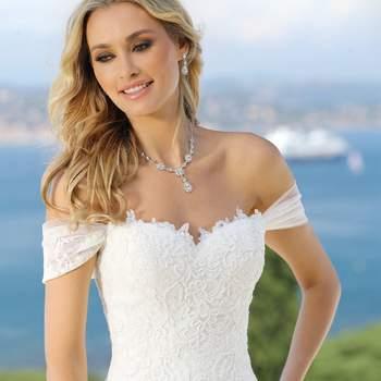 Ladybird: una tipologia di abito in grado di valorizzare le curve delle future spose. Si tratta invece di un vestito a sirena, caratterizzato dal fondo ampio e morbido.