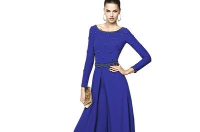 Descubre los vestidos largos de invitadas 2015.Te encantarán!!!