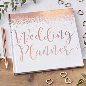 Libro Para El Planificador De Bodas- Compra en The Wedding Shop