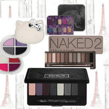 Foto Hello Kitty, Urban Decay y Kat Von D en Sephora