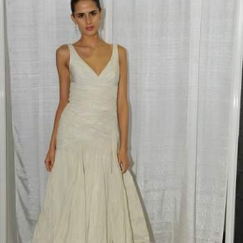 Robe de mariée collection Printemps 2013 - Crédit photo: Nicole Miller