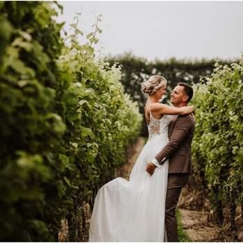 Dansen in een wijngaard: een prachtige locatie en volop romantiek! | Maryla Fossen Fotografie