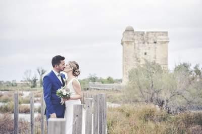 25 idées de photos de couple pour votre mariage