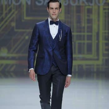 Ramón Sanjurjo. Credits_ Barcelona Bridal Fashion Week