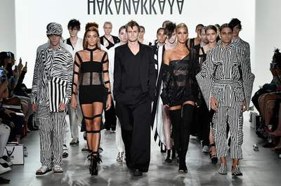 As marcas de luxo negam trabalhar com modelos extremamente magras