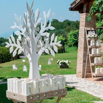 Árbol Decorativo 2 unidades- Compra en The Wedding Shop