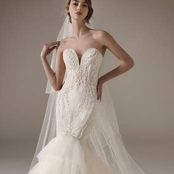 Créditos: Serena, Pronovias Privee 2020