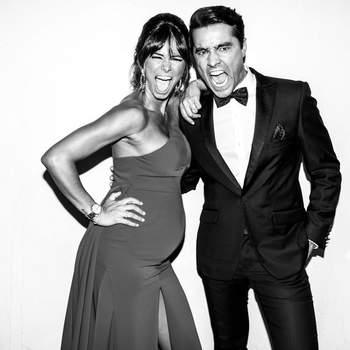 Cláudia Vieira e Ricardo Pereira | Foto via IG @ricardotpereira