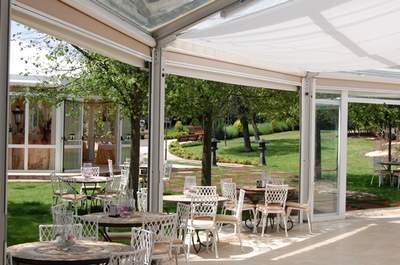 Dos espacios diferentes para tu boda en Madrid
