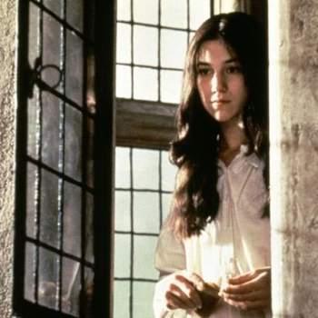 Charlotte Gainsbourg em Jane Eyre, 1996