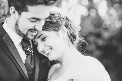 Andréa e Tiago: A melhor prenda de 7 anos de amor foi casar