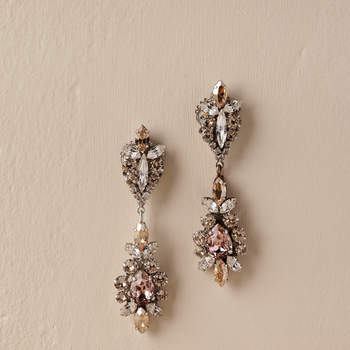 La Rosa Earrings, Bhldn