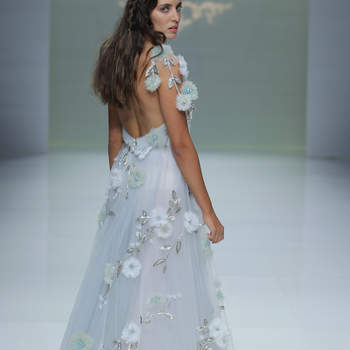 Marco _ Maria. Credits: Barcelona Bridal Fashion Week
