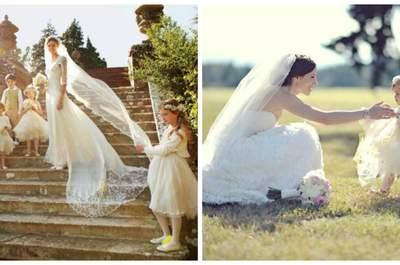 Des enfants à votre mariage? Nos conseils pour de merveilleux moments avec eux