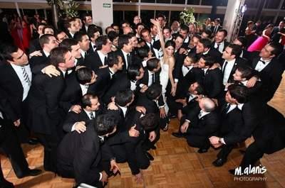 Actitud positiva: tips básicos para que tus fotos de boda salgan perfectas