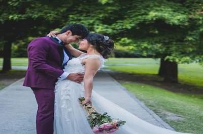Elisette y Felipe: una historia de amor iniciada en redes sociales