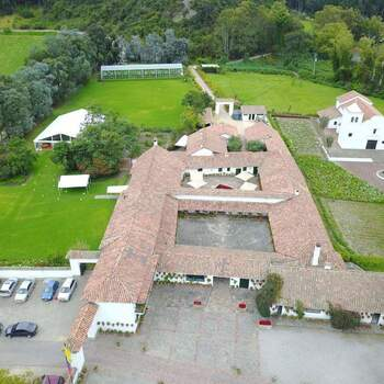 Foto: Casa Hacienda de Fagua