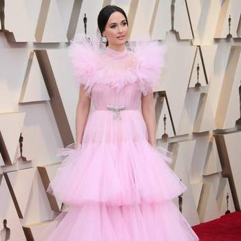 Kacey Musgraves de Giambattista Valli / Cordon Press