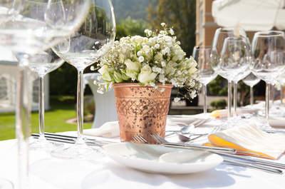 6 Dinge, die zu bedenken sind, bevor das Hochzeitsdinner geordert werden kann