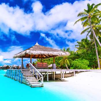Bora Bora Via: Pinterest
