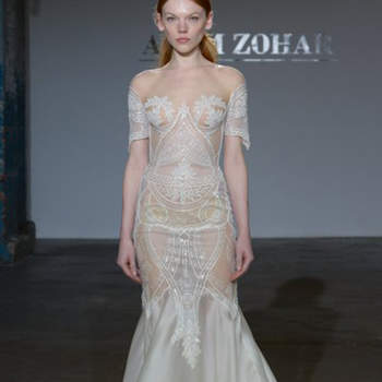 Adam Zohar. Credits: New York Bridal Week