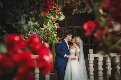 Kathya y Claudio: un hermoso matrimonio en Cajamarca