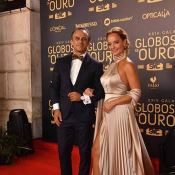 Rui Unas e Bárbara Norton de Matos | Foto Divulgaçãoa