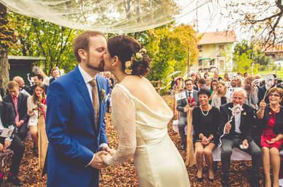Cómo organizar una boda tipo cóctel y que se sea un éxito
