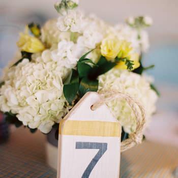Hochzeitsfarbe Senfgelb. Credits: Trent Bailey Studio
