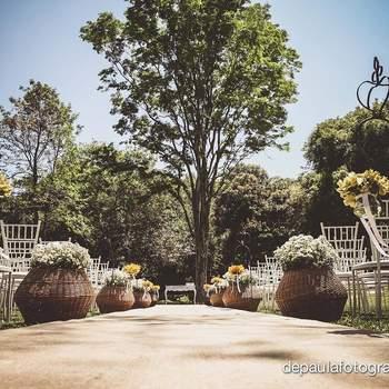 Local: Quinta das Bromélias - Foto: De Paula Fotografias
