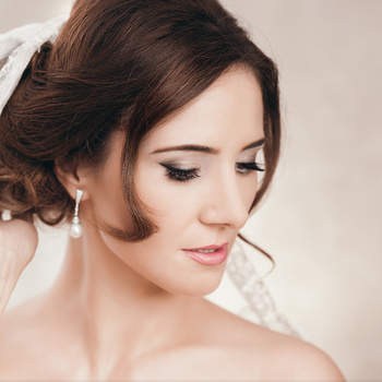 30 penteados para noivas de cabelo liso