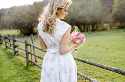 Hochzeitslook im Trachtenstil - wenn die Wiesn ruft!